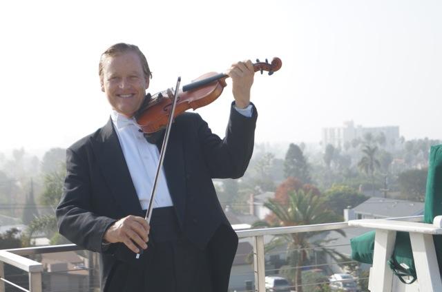 nick grant concert violinist